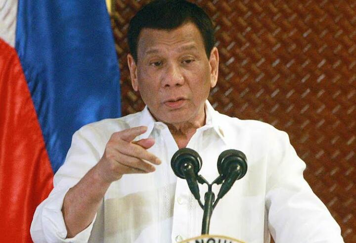 优信彩票官方网站:菲律宾议员向总统提这一要求_杜特尔特:满足你们