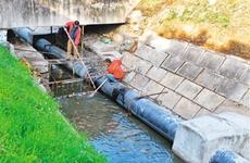 西安市力争2020年基本消除建成区内黑臭水体