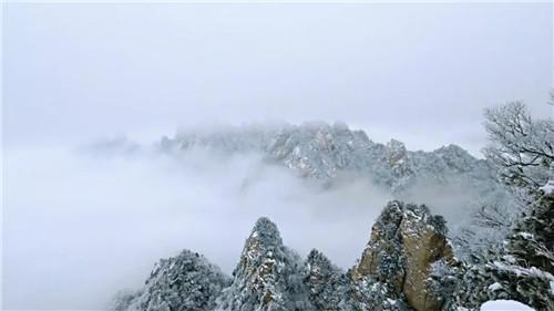 冬日龙峪湾 那些你不曾见过的美