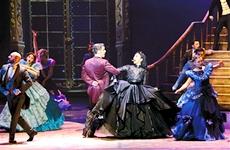 音乐剧《乱世佳人》西安首秀 女主角酷似费雯丽