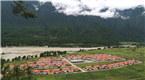 西藏邊境村莊布巴的新生