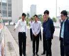 河南省委組織部到商丘睢陽區法院調研黨員教育工作