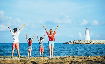 三亚发布137个暑期亲子游优惠产品 6周岁以下儿童免费进景区