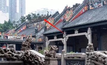 这座豪华的民间建筑 每一条屋脊可换北京一套房