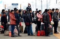 西安出发春运返程旅客人次 有望位列全国前三
