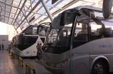 春运期间西安公路客运量将达到633.97万人次