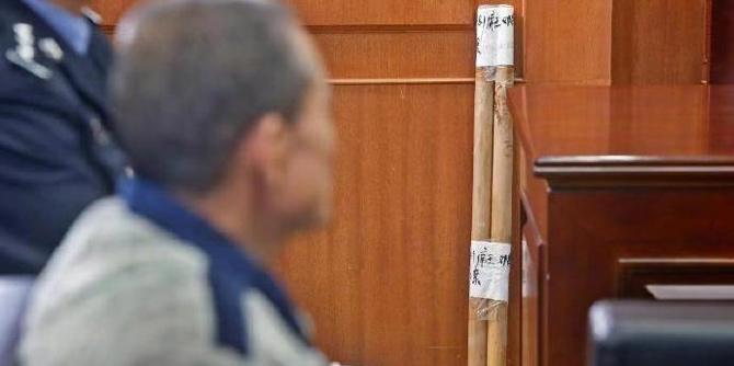 老父亲用擀面杖打死沉迷游戏的儿子被判刑8年