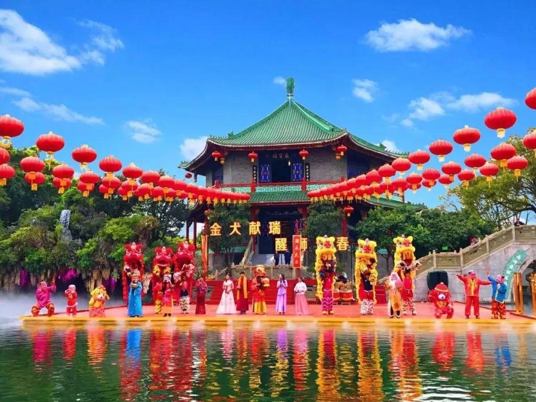 广州春节亮点活动出炉 花展、花灯、艺术展等不容错过