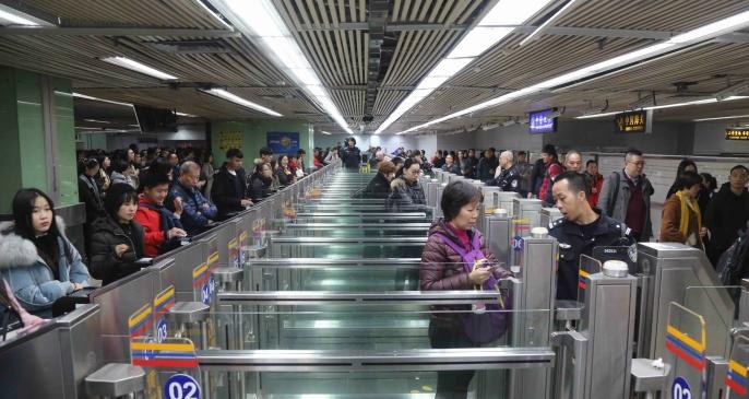 预计罗湖口岸春节超160万人次出入境 2月7日迎来高峰