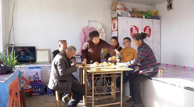 黑龙江有17万2千名贫穷户摘掉了穷帽子