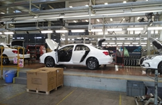 2018陕工业新动能稳健增长 新能源汽车产量增长70%