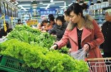 陕西春节主要副食品价格平稳 未发生乱涨价等现象