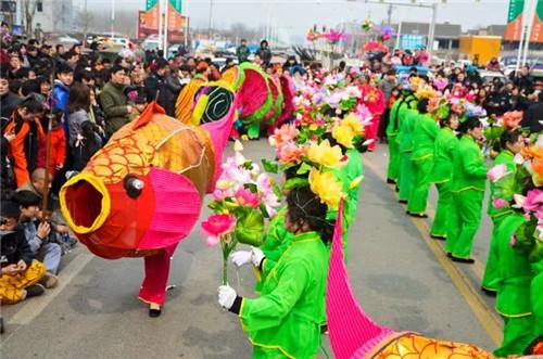青天河景区2019年春节狂欢继续 根本停不下来