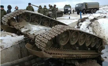 俄军两款主战装备翻车 又是伏特加惹的祸?