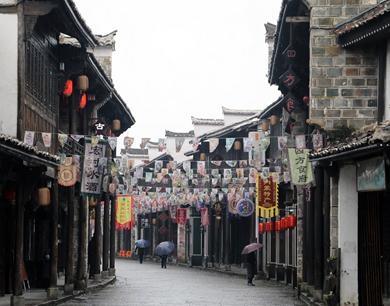 黎川明清老街:守护传统老手艺之光