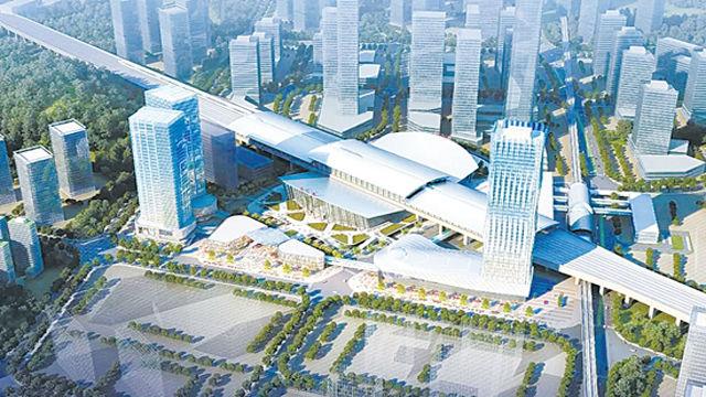 东莞虎门高铁站拟扩容改造 多元交通将无缝接驳