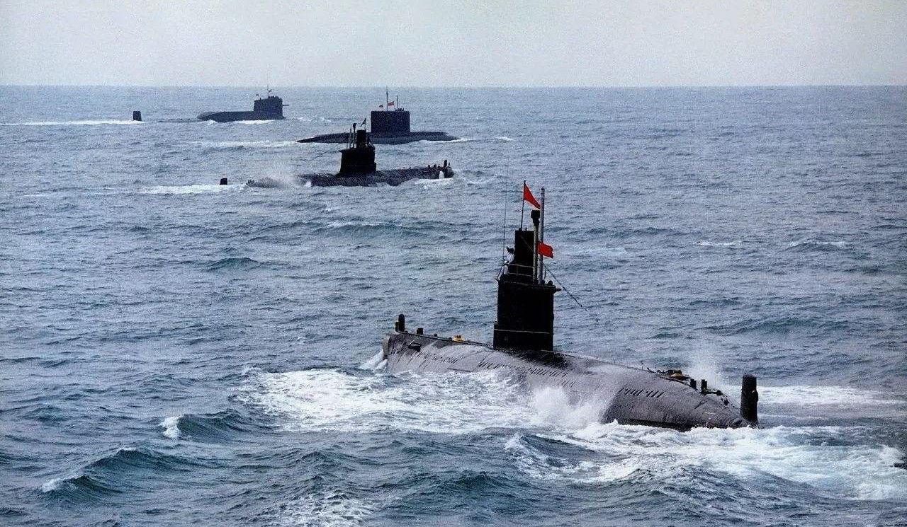 军机处第204期 东海里的各国潜艇比你想象的多