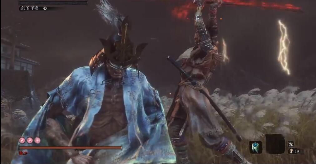 让杭州逆行小伙崩溃的元凶 还有《只狼》里的剑圣
