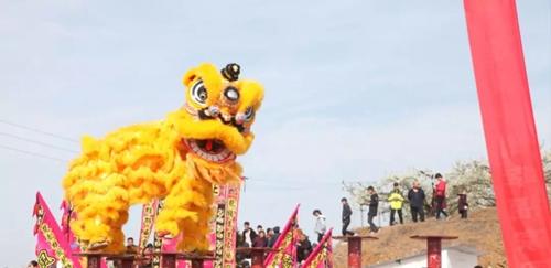 孙沟李花醉倒上万游客 第十届中国西峡(孙沟)李花节完美落幕
