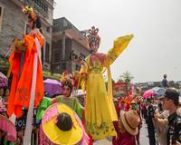 番禺第七届民俗文化节今日开幕