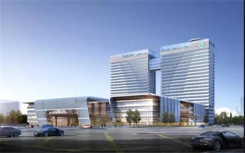 坚定不移地加快推进徐州市中医院新院建设