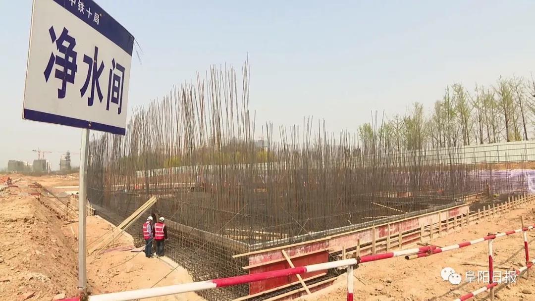 安徽界首市预计今年10月用上地表水