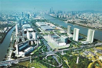 """""""广州琶洲:打造大湾区人工智能与数字经济试验区"""