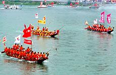 传统文化走向世界 安康2019国际龙舟精英赛5月30日开赛