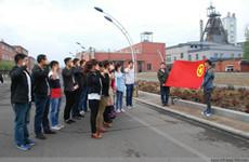 陕西省加强国有企业共青团工作 在团代会中吸纳优秀团员