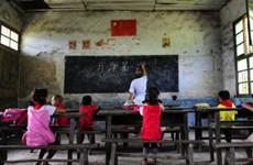 陕西将设乡村校首席教师岗 示范提高教学水平