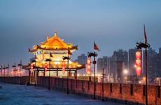 """西安""""五一""""旅游市场活跃 接待人数和收入再创新高"""