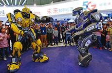 科技经济深度融合 聚焦丝博会暨西洽会上的高新技术