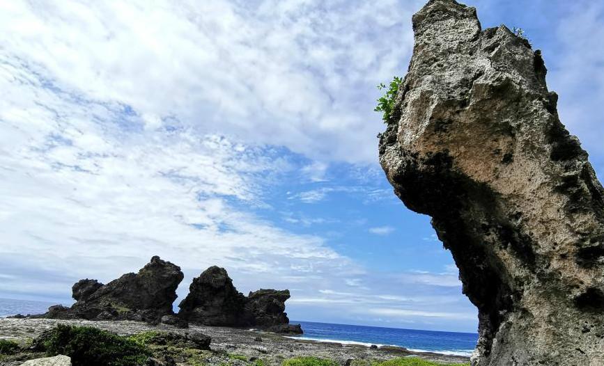 """台湾""""飞鱼之乡""""风景优美"""