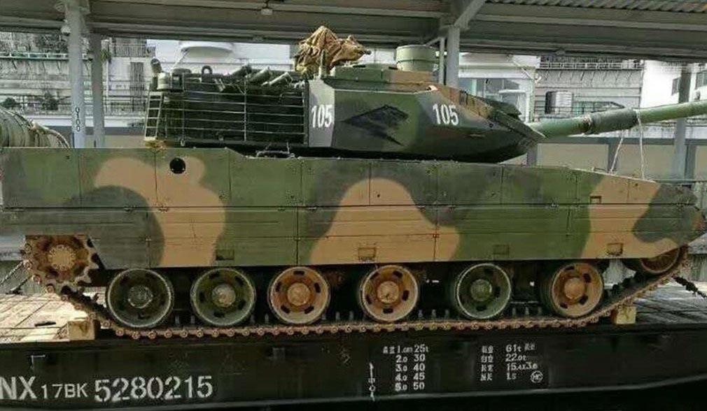 军机处第211期 在高原迟滞南亚重兵,还得靠新轻坦!