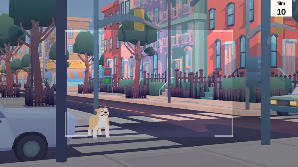 "Steam腦洞新作《Pupperazzi》拍下最可愛的狗子稱為""狗仔隊"""