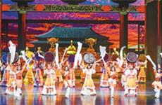 连演三天 音乐舞剧《盛世纪》西安演出完美落幕