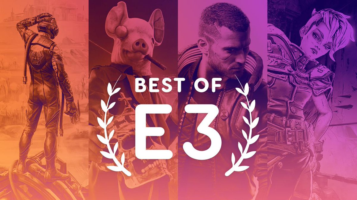 IGN E3 2019奖项出炉:《赛博朋克2077》斩获最佳游戏百变闺秀txt