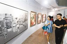 5000余件美术作品免费欣赏 西美本科毕业季展览开幕