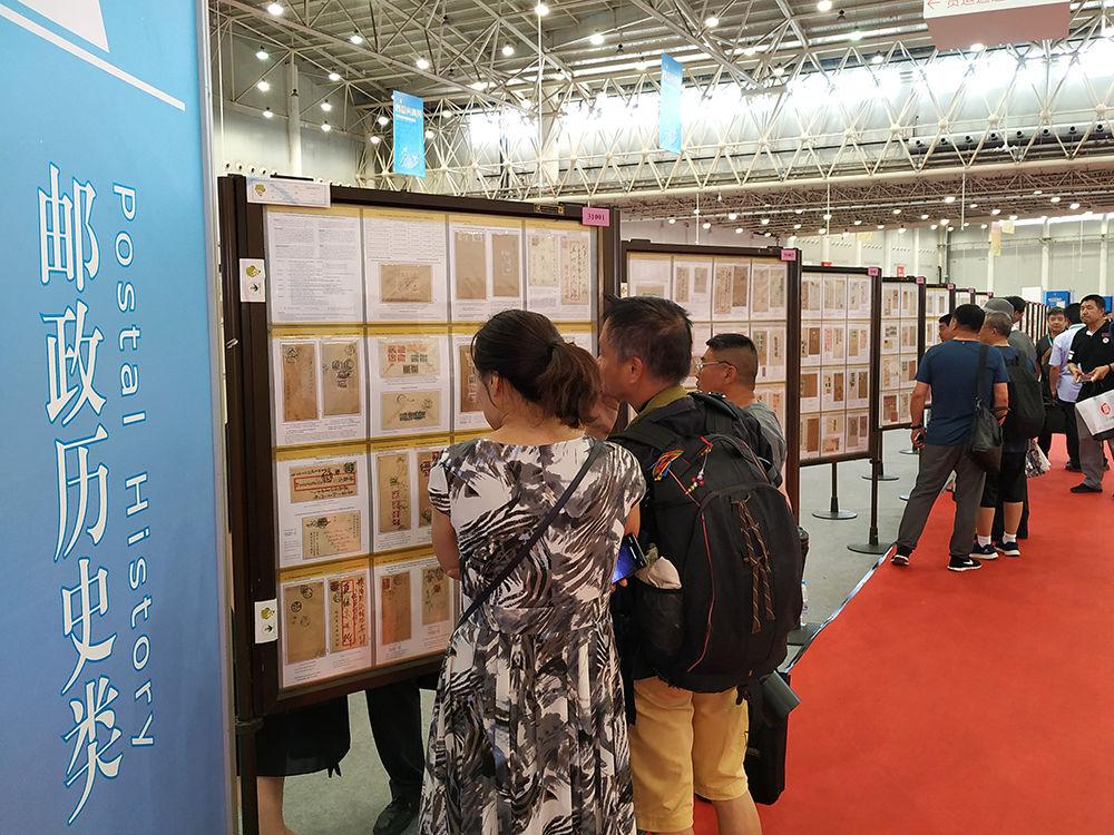 中國2019世界集郵展覽開幕 鳳凰網湖北帶你搶鮮看