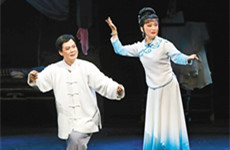 西安秦腔大戏《易俗社》参加第八届中国秦腔艺术节