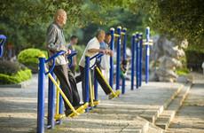 西安实现行政村(社区)全民健身设施全覆盖