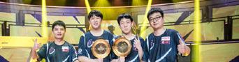 斗鱼黄金大奖赛第七季KG夺冠