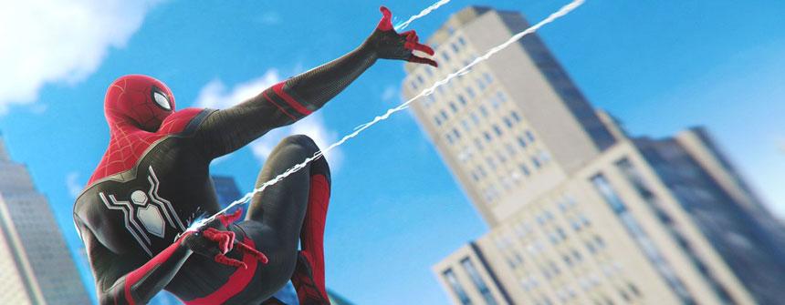 PS4《漫威蜘蛛侠》将加入两套来自电影的新战衣