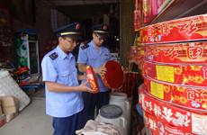 陕西加强高温季节烟花爆竹行业生产经营安全监管