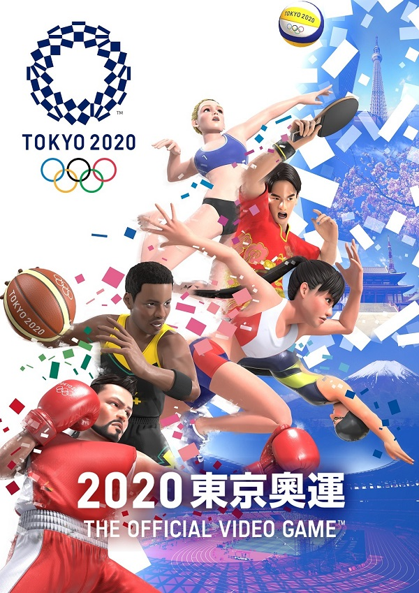 SEGA《2020东京奥运》PS4平台体验版开放下载 至7月17日