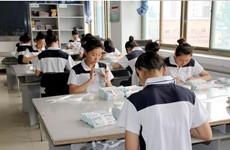 陕西:让中职学生选择好专业找到好工作获得好发展