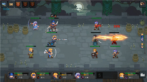 像素风放置游戏《挂机吧!勇者》26日Steam上架桂林热线ccoo