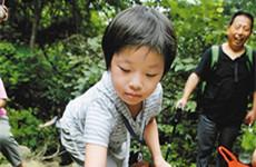 保护秦岭理念深入人心 驴友变身志愿者传递环保精神