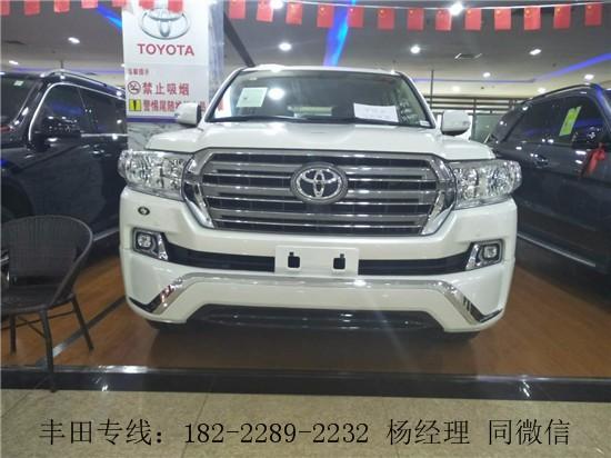 2017款丰田酷路泽4000 高档霸气SUV特惠高清图片