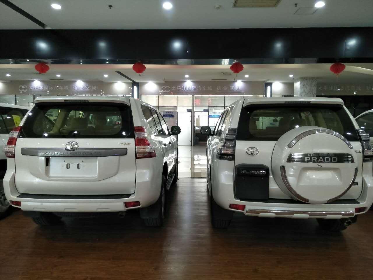 中东版普拉多4000价格 进口丰田超值惠